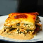 Tuscan Chicken Potato Lasagna