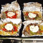 Philly Cheesesteak Foil Packs