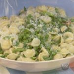 Orecchiette with Asparagus and Peas