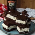 Baileys Ice Cream Sandwiches