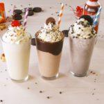 Milkshakes 3 Ways