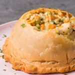 Chicken Pot Pie Domes