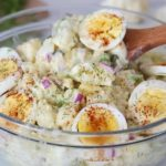 LOW CARB POTATO SALAD