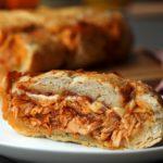 Cheesy BBQ Chicken Shooters Sandwich