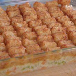 Cheesy Heinz Beanz Potato Lasagna