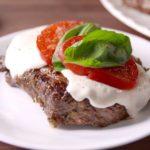 Caprese Steak