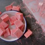 Homemade Raspberry Marshmallows