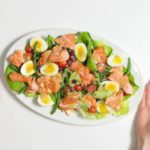 Summer Salmon Niçoise