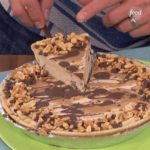 The Ultimate No-Bake Chocolate-Peanut Butter Pie