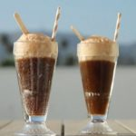 Rum Root Beer Float Pops