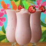 Malibu Strawberry Colada