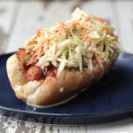 Loaded BBQ Hot Dog