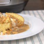 Instant Pot Butterfinger Cake