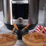 Instant Pot Homemade Applesauce