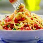 Spaghetti Cacciatore