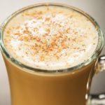 Copycat Starbucks Eggnog Latte