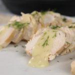 Instant Pot Dijon Dill Chicken