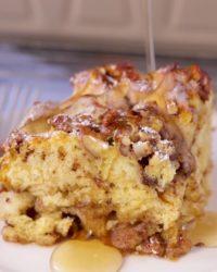 Twice Baked Cauliflower with Bacon