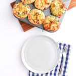 Mini Chicken Bacon Ranch Pot Pies