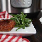 Instant Pot BBQ Pork Chops