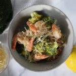 Instant Pot Garlic Butter Shrimp with Broccoli