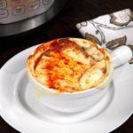 Instant Pot Fabulous French Onion Soup