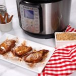 Instant Pot Cinnamon Apple Dumplings