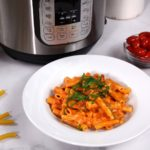 Instant Pot Cheesy Creamy Ziti