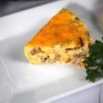 Instant Pot Crustless Meat Lover's Quiche