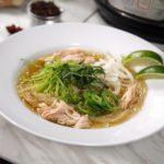 Instant Pot Pho Chicken Noodle Soup