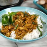 Instant Pot Coconut Chicken Curry