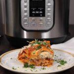 Instant Pot Hearty Meat Lasagna