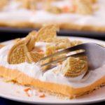 Orange Creamsicle™ Slab Pie
