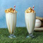 Spiked Caramel Corn Shake