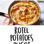 Rotel Potatoes Aligots