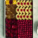 Four-Flavor Sheet Pan Upside-Down Cake