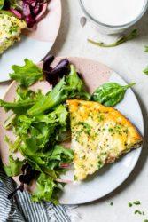 One Pot Broccoli, Chicken and Rice Casserole
